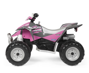 Polaris Outlaw Pink Power
